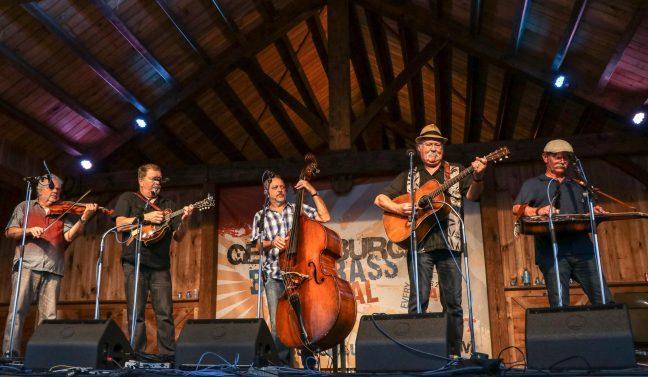 2021 Gettysburg Spring Bluegrass Festival