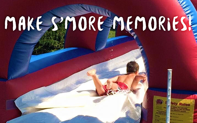 Make S'more Memories