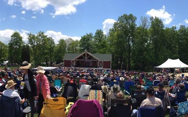 Gettysburg Bluegrass Festival 2018